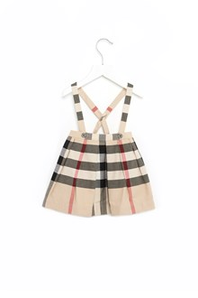 BURBERRY skirt with braces