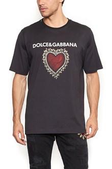 DOLCE & GABBANA 'sacred heart' t-shirt
