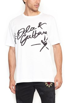 DOLCE & GABBANA 'heart' t-shirt