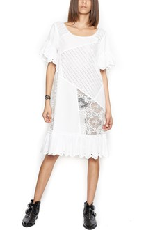 McQ ALEXANDER McQUEEN lace dress
