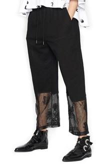 McQ ALEXANDER McQUEEN lace pants