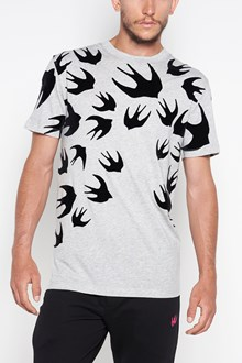 McQ ALEXANDER McQUEEN 'swallows' t-shirt