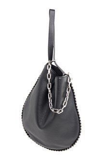 ALEXANDER WANG studded shoulder bag