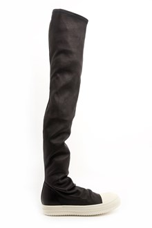 RICK OWENS 'stocking sneakers' boots