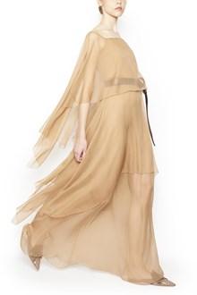 ALBERTA FERRETTI multi-layer long dress