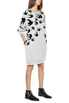 McQ ALEXANDER McQUEEN 'swallow' dress
