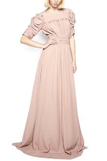 N°21 draped dress