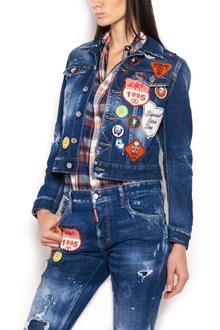 DSQUARED2 patches denim jackets