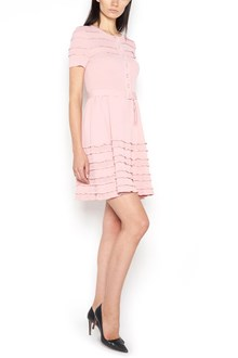 BOUTIQUE MOSCHINO ruffles dress