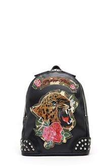 PHILIPP PLEIN JUNIOR zaino 'tiger'