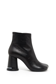 MM6 BY MAISON MARGIELA cup heels ankle boots