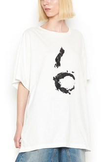 MM6 BY MAISON MARGIELA '6' printed t-shirt