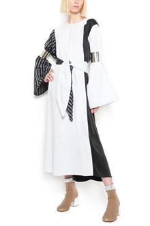 MM6 BY MAISON MARGIELA fabric mix dress