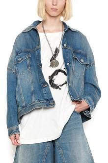 MM6 BY MAISON MARGIELA oversize denim jacket
