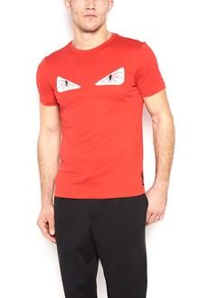 FENDI 'angry bugs' t-shirt