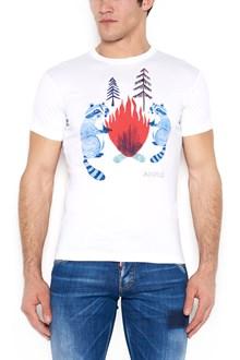 DSQUARED2 'raccoons' t-shirt