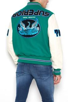 DIESEL 'harry' college jacket