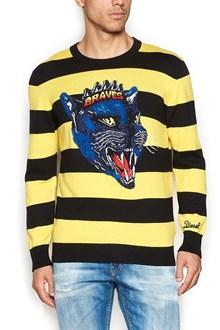 DIESEL 'k-panthy' sweater