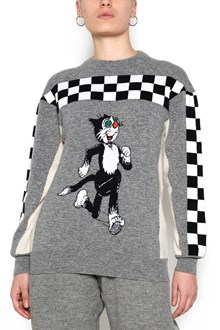 STELLA MCCARTNEY sweater with cat