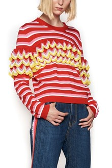 MSGM rouges sweater
