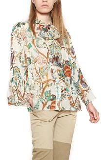 ALBERTA FERRETTI 'kadiflower' blouse