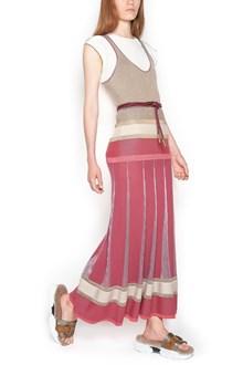 AGNONA multiocolor dress