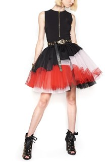FAUSTO PUGLISI tulle dress