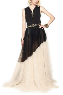 FAUSTO PUGLISI tulle long skirt
