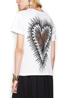 FAUSTO PUGLISI tulle heart t-shirt