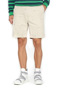 KENZO embroidered shorts