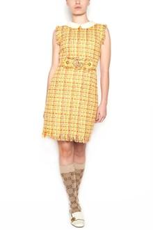 GUCCI 'gg' buckle dress