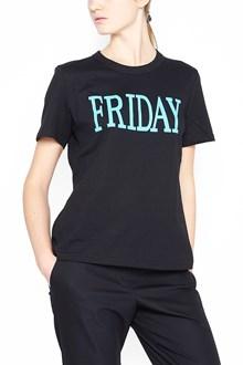 ALBERTA FERRETTI T-shirt 'raimbow week'