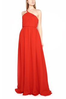 LANVIN pleated long dress