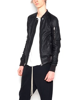 RICK OWENS bomber jacket with pockets
