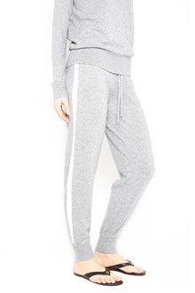 THEORY sweatpants with side bands
