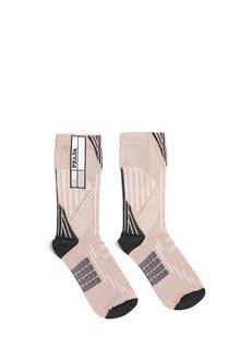 PRADA 'logo' socks