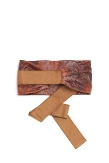 SCUNZANI IVO leather hobi