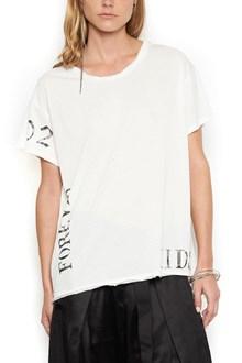 ANN DEMEULEMEESTER t-shirt 'kids forever'