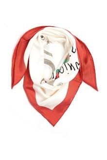 GUCCI 'gucci fake' foulard