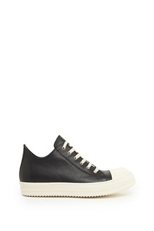 RICK OWENS sneakers with rubber sole