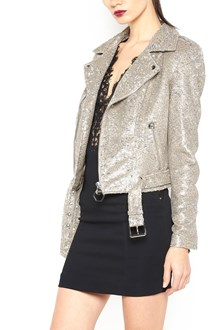 PHILIPP PLEIN sequins biker jacket