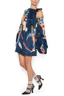 FENDI 'tropical floral' dress