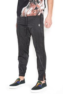 MARCELO BURLON - COUNTY OF MILAN zip sweatpants
