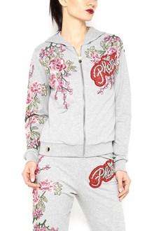 PHILIPP PLEIN embroidered hoodie