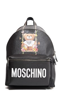 MOSCHINO 'teddy fiori' backpack