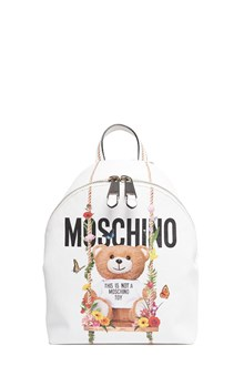 MOSCHINO 'teddy' mini backpack