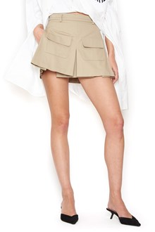 MATTHEW ADAMS DOLAN applicated pockets skirt