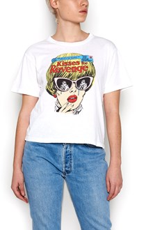 RE/DONE 'kisses for revenge' t-shirt