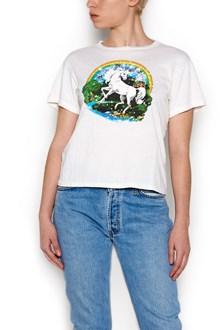 RE/DONE 'unicorn drem' t-shirt