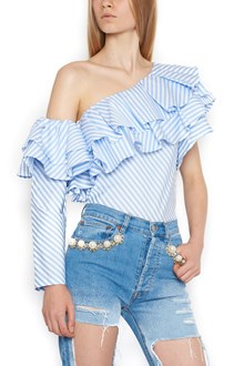 FORTE COUTURE ruffles top